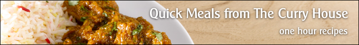 click for The Curry House Cookery Book